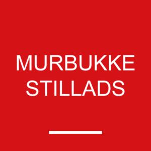 Murbukke stillads